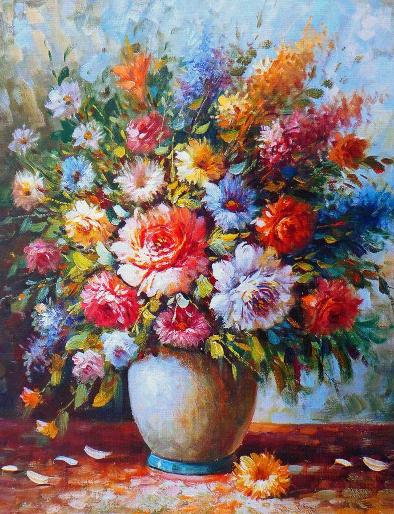 schilderij als decoratie