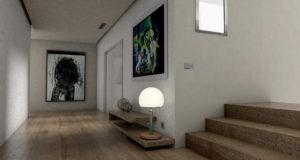 schilderijen in huis