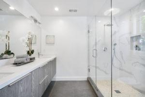 Badkamer in industriele stijl