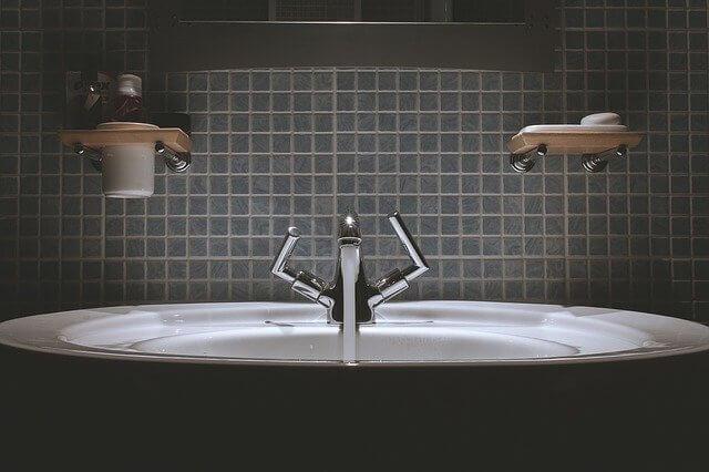 Badkamer, moderne industriele stijl