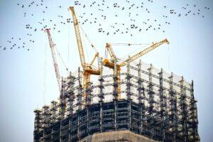 werken in de bouw
